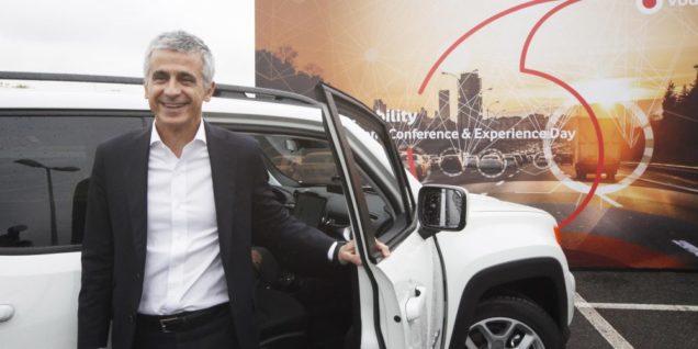 Aldo Bisio Vodafone