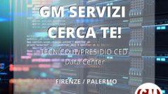 Tecnico IT/ Presidio (CED) Data Center