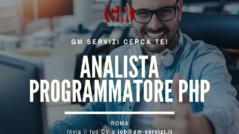 Analista programmatore PHP