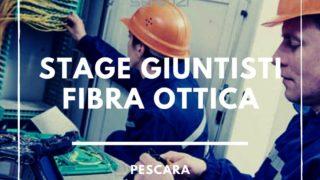 Stage Giuntisti Fibra Ottica Pescara