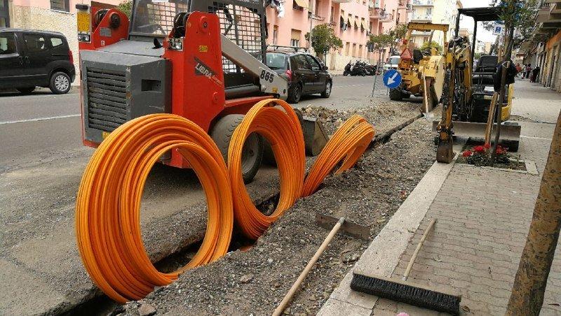 scavi-fibra-ottica