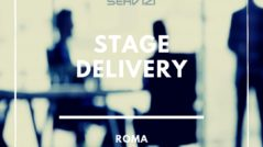 stage delivery Roma
