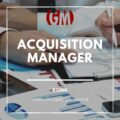 Acquisition Manager