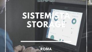 Sistemista Storage