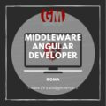 Middleware Angular Developer