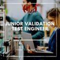 junior validation test engineer