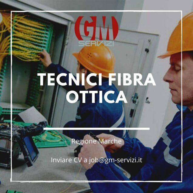 tecnici fibra ottica
