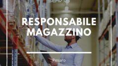 Responsabile Magazzino Pesaro