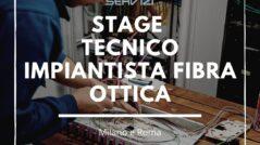 STAGE TECNICO IMPIANTISTA FIBRA OTTICA