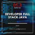 Developer Full Stack Java