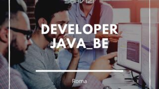 Developer Java_BE