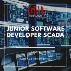 Junior Software Developer SCADA