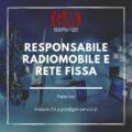 Responsabile Radiomobile e rete fissa