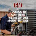 Tecnico di cantiere installatore manutentore Roma