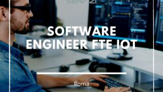 Software Engineer FTE IoT Roma