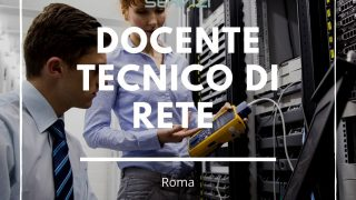 Docente Tecnico di rete